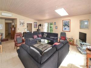 Holiday Home Grenaa with Fireplace VI