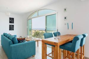 Joya Cyprus Azure Oceanview Penthouse Apartment