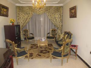 Two-Bedroom Furnished Apartment at Tahrir Street