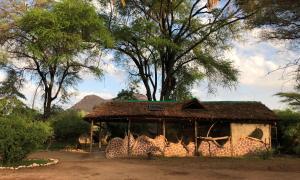 Samburu Riverside Camp