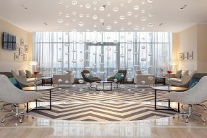 Khortitsa Palace Hotel, Отели  Запорожье - big - 19