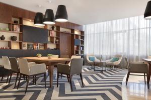 Khortitsa Palace Hotel, Отели  Запорожье - big - 12