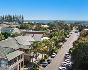 Byron Bay Side Central Motel - Byron Bay, New South Wales, Australia