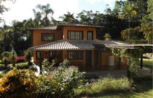 Pousada Solar dos Vieiras, Гостевые дома  Juiz de Fora - big - 57