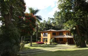 Pousada Solar dos Vieiras, Гостевые дома  Juiz de Fora - big - 58