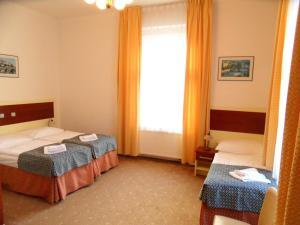 Hotel Atos, Hotels  Prague - big - 55