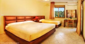 Vergos Hotel, Апарт-отели  Вурвуру - big - 53
