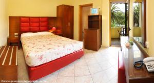 Vergos Hotel, Апарт-отели  Вурвуру - big - 40