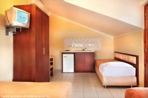 Vergos Hotel, Апарт-отели  Вурвуру - big - 8