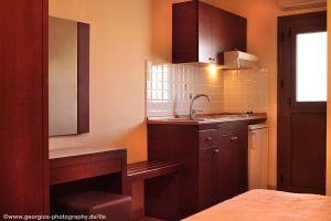 Vergos Hotel, Апарт-отели  Вурвуру - big - 74