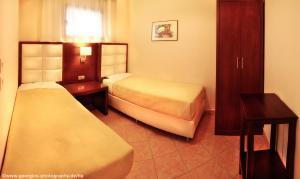 Vergos Hotel, Апарт-отели  Вурвуру - big - 81
