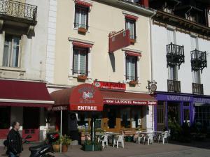 Hôtel Restaurant de la Poste à Gerardmer