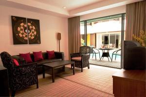 Chateau Dale Boutique Resort Spa Villas, Resort  Pattaya South - big - 9