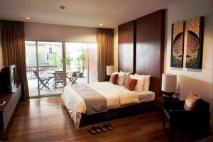Chateau Dale Boutique Resort Spa Villas, Rezorty  Pattaya South - big - 7