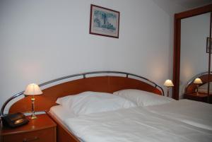 Villa Döser Strand, Апартаменты  Куксхафен - big - 4