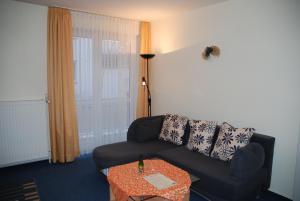 Villa Döser Strand, Апартаменты  Куксхафен - big - 18