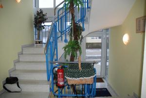 Villa Döser Strand, Апартаменты  Куксхафен - big - 31