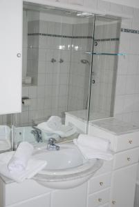 Villa Döser Strand, Апартаменты  Куксхафен - big - 8
