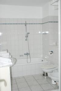 Villa Döser Strand, Апартаменты  Куксхафен - big - 5