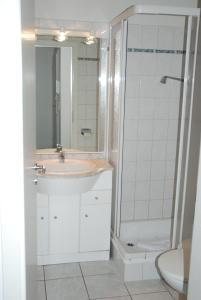 Villa Döser Strand, Апартаменты  Куксхафен - big - 26
