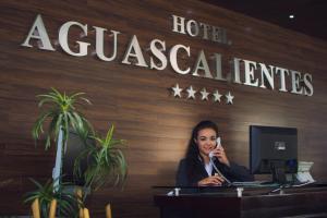 Агуаскальентес - Hotel Aguascalientes