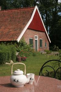 Op 't Oorbeck, Bed and breakfasts  Enschede - big - 33