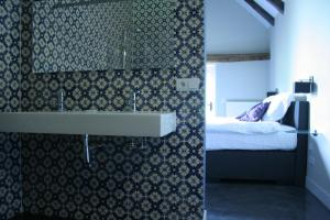 Op 't Oorbeck, Bed and breakfasts  Enschede - big - 9