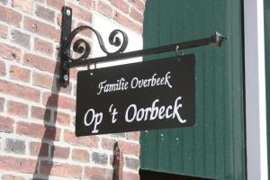 Op 't Oorbeck, Bed and breakfasts  Enschede - big - 31