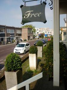 Appartementen aan den Hogeweg(Zandvoort)