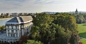 Danubius Grand Hotel Margitsziget, Hotely  Budapešť - big - 40