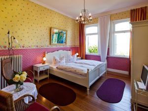 Hotel Villa Caldera, Affittacamere  Cuxhaven - big - 22
