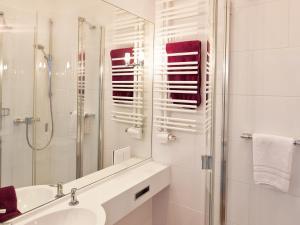 Hotel Villa Caldera, Affittacamere  Cuxhaven - big - 16