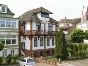 Hotel Villa Caldera, Affittacamere  Cuxhaven - big - 39