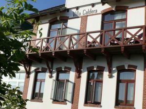 Hotel Villa Caldera, Affittacamere  Cuxhaven - big - 41