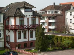 Hotel Villa Caldera, Affittacamere  Cuxhaven - big - 43