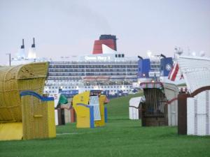 Hotel Villa Caldera, Affittacamere  Cuxhaven - big - 2