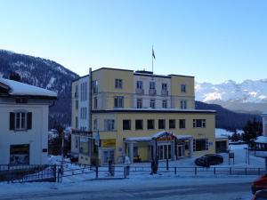 obrázek - Hotel Post Pontresina
