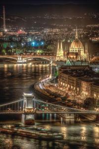 Будапешт - Apartment Art Deco Budapest