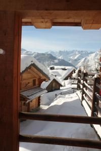 BnB Les Sapins Bleus, Bed and breakfasts  Verbier - big - 13