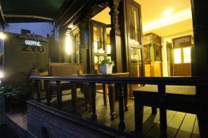 Катманду - hotel zyu