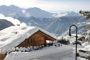BnB Les Sapins Bleus, Bed and breakfasts  Verbier - big - 5
