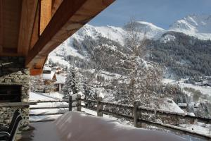 BnB Les Sapins Bleus, Bed and breakfasts  Verbier - big - 12