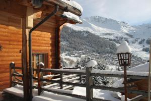 BnB Les Sapins Bleus, Bed and breakfasts  Verbier - big - 7