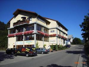 (Hotel zum Neckartal Heidelberg)