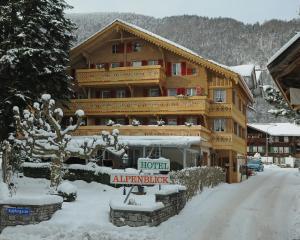 obrázek - Hotel Alpenblick