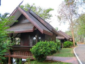 Jungle Home at Korat Zoo