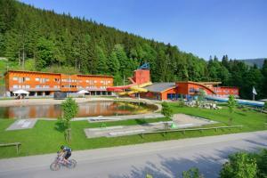 Aqua Park Špindlerův Mlýn - Hotel