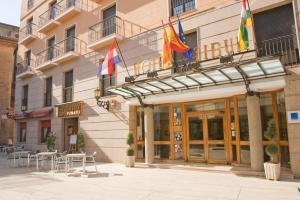 Hotel Tibur, Hotel  Saragozza - big - 50