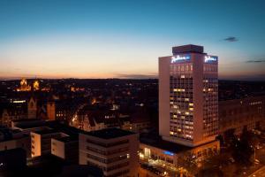ラディソン ブルー ホテル エルフルト (Radisson Blu Hotel Erfurt)