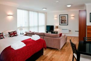 Your Space Apartments - Byron House Studio, Apartmány  Cambridge - big - 11